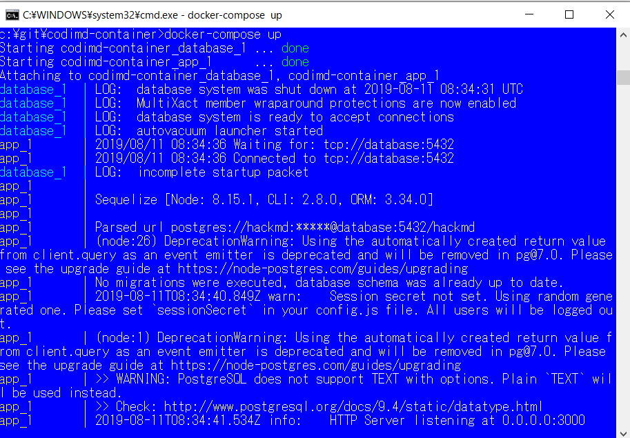 hackmdio codimd